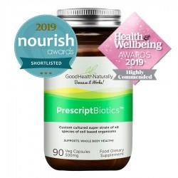 Product Name Prescript Biotics TM – 90 Veg caps 500mg